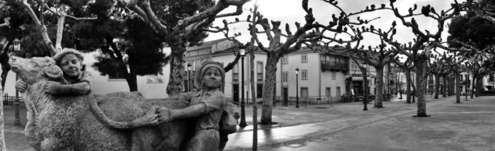 Plaza de Arzúa